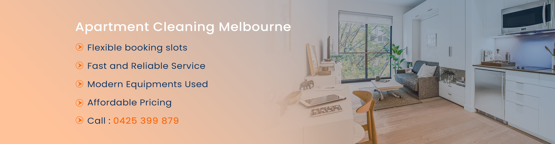 Apartment Cleaning Services Melbourne