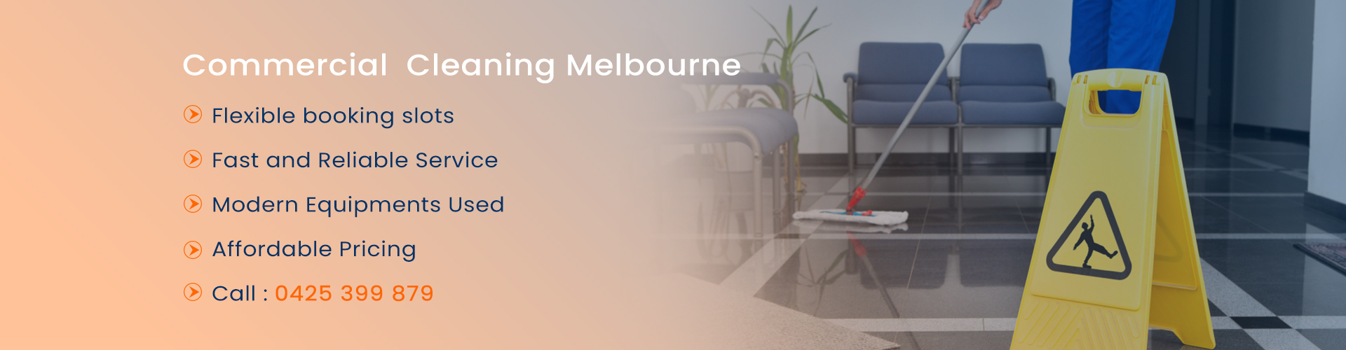 Professional Commercial Cleaning Melbourne