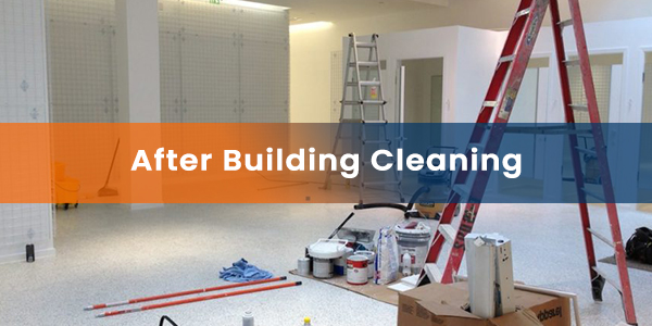 After Building Cleaning Melbourne