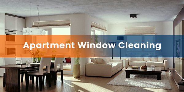 apartment Window Cleaning