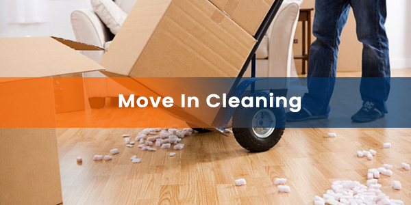 Move In Cleaning Melbourne