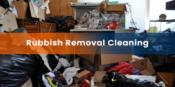 Rubbish Removal Cleaning Service