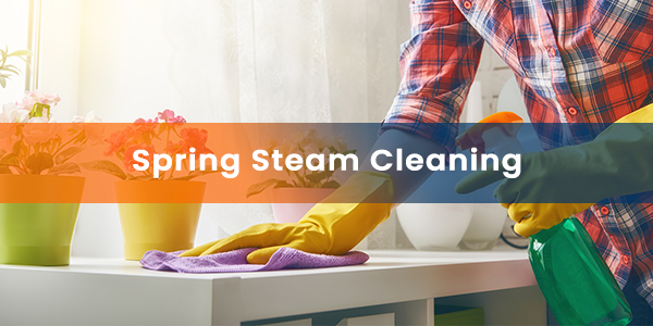 Spring Steam Cleaning Melbourne