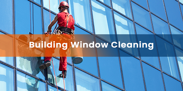 Building Windows Cleaning Service